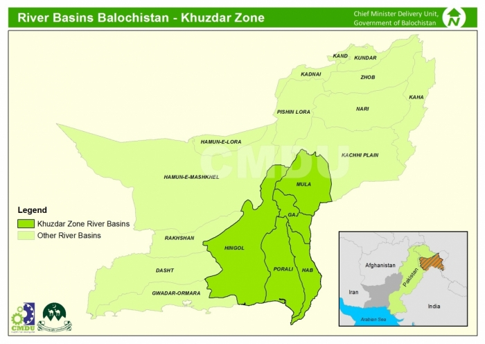 River Basin Khuzdar