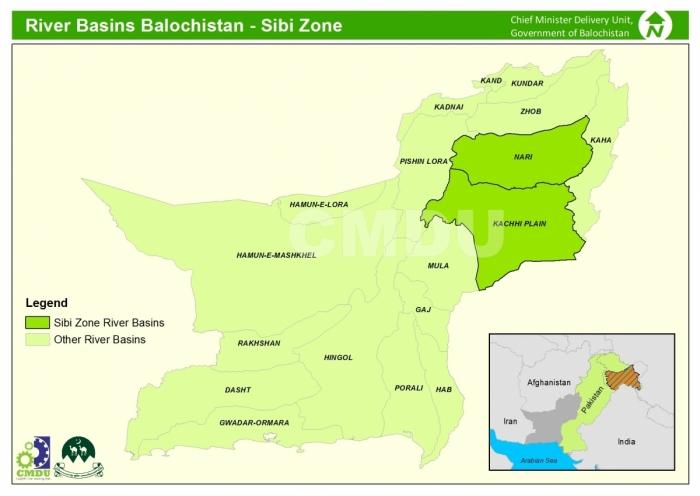 River Basin Sibi