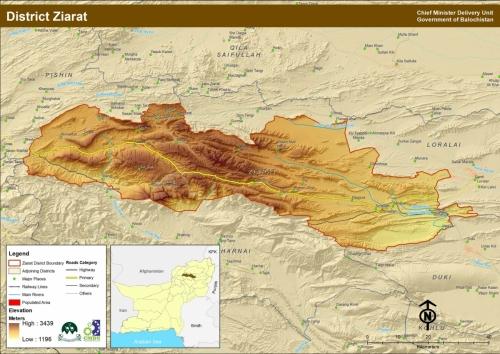District Ziarat